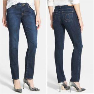 Big Star Brigette Slim Straight Jeans sz 26R